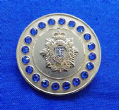 ROYAL LOGISTICS CORPS ( RLC ) BROACH / BROOCH (GBS)